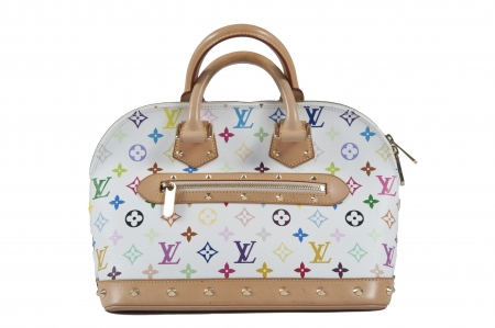 Louis Vuitton Alma ''Murakami'' handbag