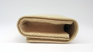 Stingray clutch bag white coffee