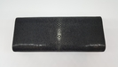 Stingray clutch bag black