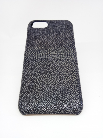 Dark blue stingray I Phone 7 cover