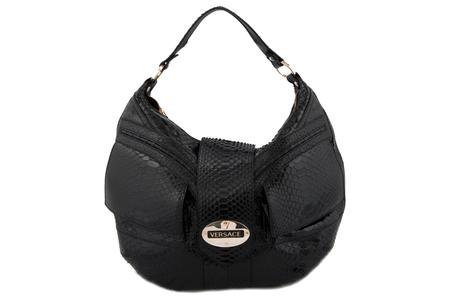 versace python bag