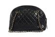 chanel-black-leather-vintage-handbag