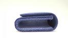 Stingray clutch bag royal blue