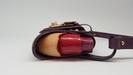 Fendi lizard skin handbag
