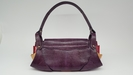 Fendi lizard skin handbag