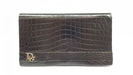 Christian-Dior-crocodile-clutch-bag