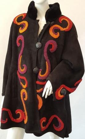 yves saint laurent vintage coat